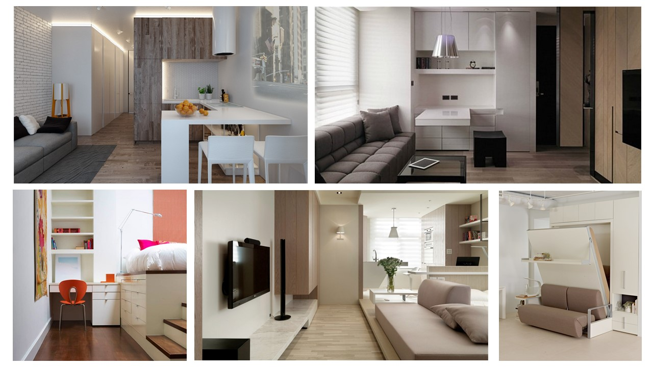Small space living blog 2 make your apartment work overtime small space living room ideas - Smart and amazing interior design ideas and tricks for your home ...